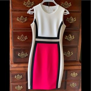Mod Design Sheath Dress